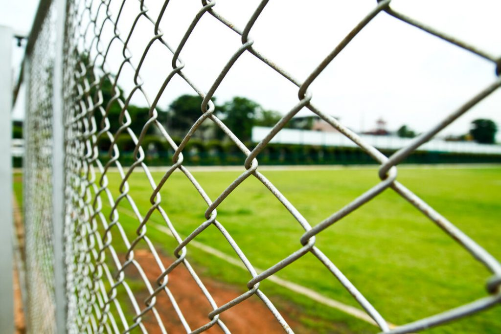 chain link fence service